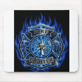 fire fighter 2 mouse pad