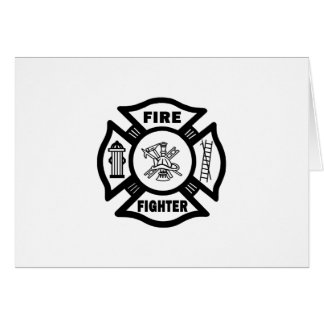 Fire Fighter Card