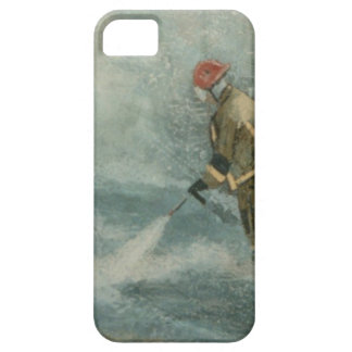 Fire Fighter Fireman iPhone 5 Cover