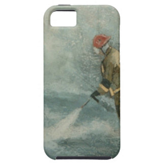 Fire Fighter Fireman iPhone 5 Covers