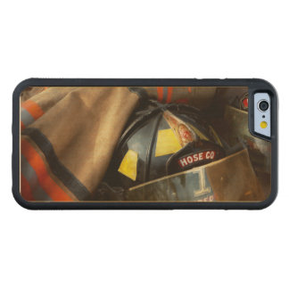 Fire Fighter - Hose company one Carved Maple iPhone 6 Bumper Case