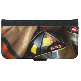 Fire Fighter - Hose company one iPhone 6 Wallet Case