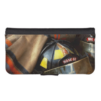 Fire Fighter - Hose company one iPhone SE/5/5s Wallet Case