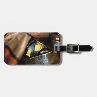 Fire Fighter - Hose company one Luggage Tag