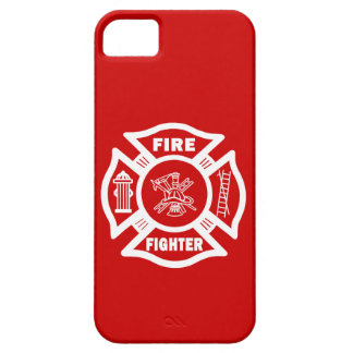 Fire Fighter Maltese iPhone 5 Cases