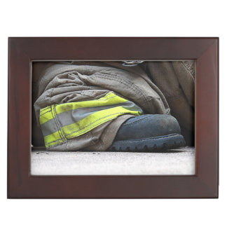 Fire Fighter Memory Boxes