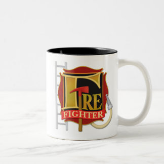 """Fire Fighter"" Mug"