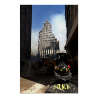Fire Fighter &  Remnant Poster