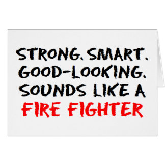 Fire fighter sound card