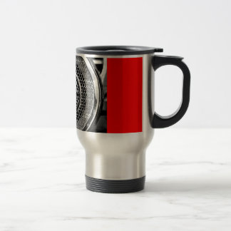 Fire Fighter Travel Mug