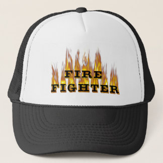 Fire Fighter Trucker Hat