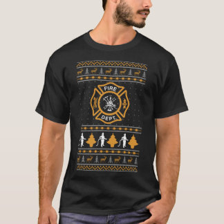 Fire Fighter - Tshirts