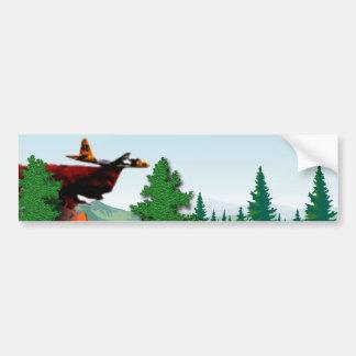 Fire Fighters Bumper Sticker