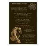 Fire Fighters Prayer Print