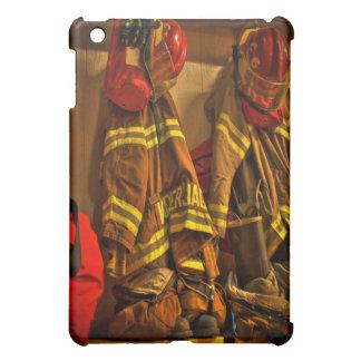 Fire Fighting Gear iPad Skin Case For The iPad Mini