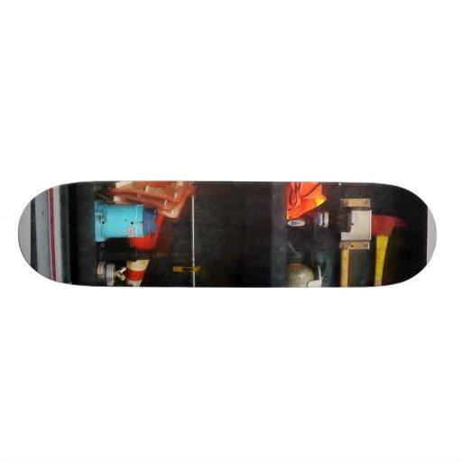 Fire Fighting Supplies Custom Skate Board