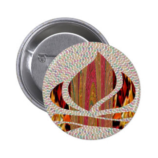 FIRE Flame symbol of SOUL POWER gifts fun festival Buttons