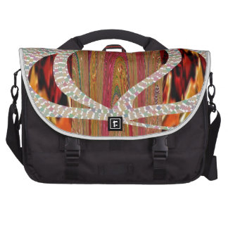 FIRE Flame symbol of SOUL POWER gifts fun festival Bag For Laptop
