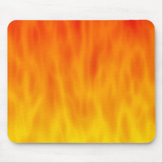 Fire / Flames Artwork: Mouse Pad