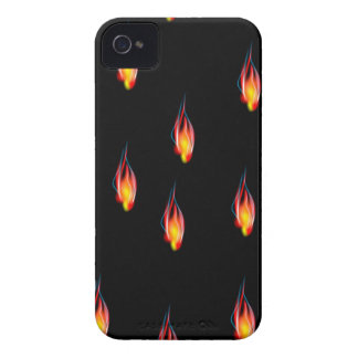 Fire flames iPhone 4 Case-Mate case