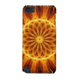 Fire Flower Mandala iPod Touch 5G Cover