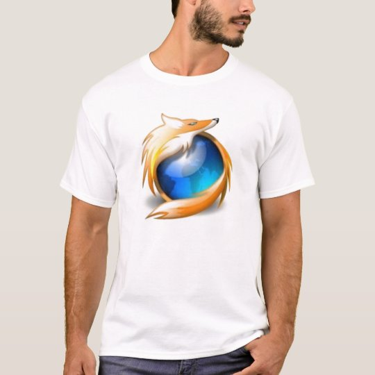 Fire Fox T-Shirt