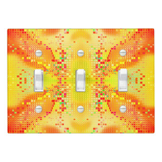 Fire Freesia Light Switch Cover