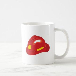 Fire Helmet Coffee Mug