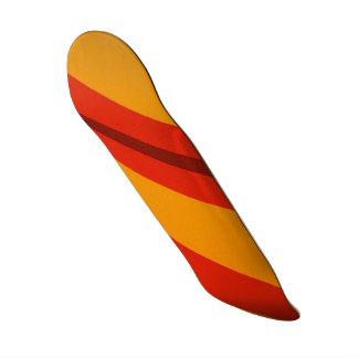 Fire Hybrid Skateboard