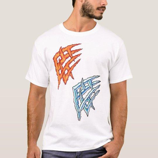 Fire & Ice Tribal T-Shirt
