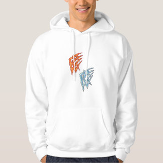 Fire & Ice Tribal Tattoo Pullover