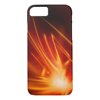 Fire in our Hearts iPhone 7 Case