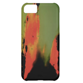 Fire in the Sky. Cover For iPhone 5C