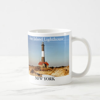 Fire Island Lighthouse, New York Mug