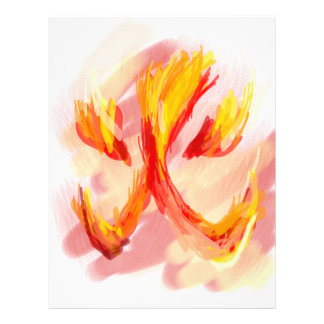 fire [japanese] letterhead
