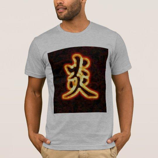 Fire kanji symbol T-Shirt