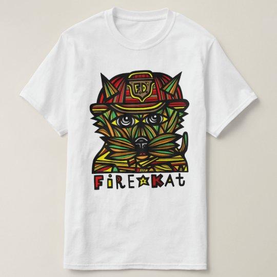 """""""Fire Kat"""" Value T-Shirt"""