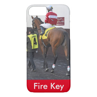 Fire Key iPhone 8/7 Case