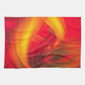 Fire Kitchen Towels