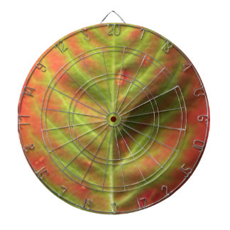 Fire Leaf Dartboard