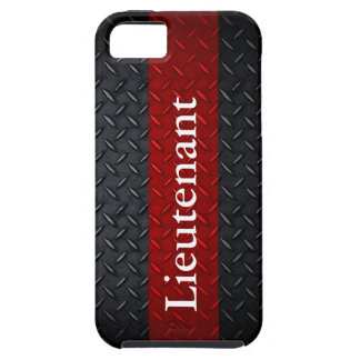 Fire Lieutenant iPhone 5 Case