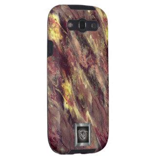 Fire Liquid camo Samsung Galaxy S3 case