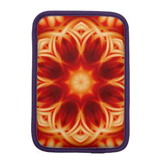 Fire Lotus Mandala iPad Mini Sleeve