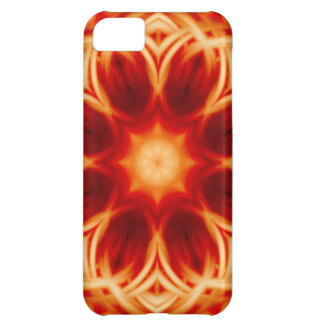 Fire Lotus Mandala iPhone 5C Covers