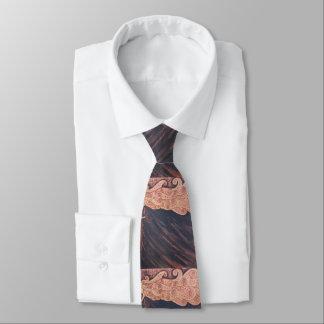 Fire maiden tie
