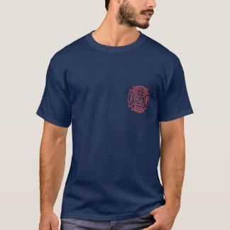 Fire Museum T-Shirt(Dark) T-Shirt