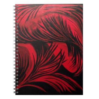 Fire & Night Notebook
