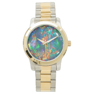 Fire Opal Watch