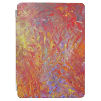 Fire Painting - iPad Cover