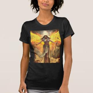 Fire Phoenix Ma'at Shirt